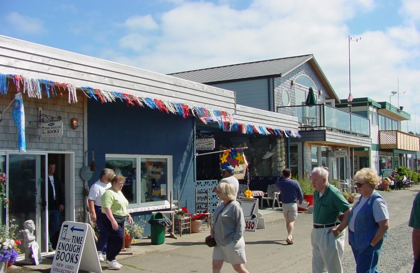 Ilwaco Saturday Market