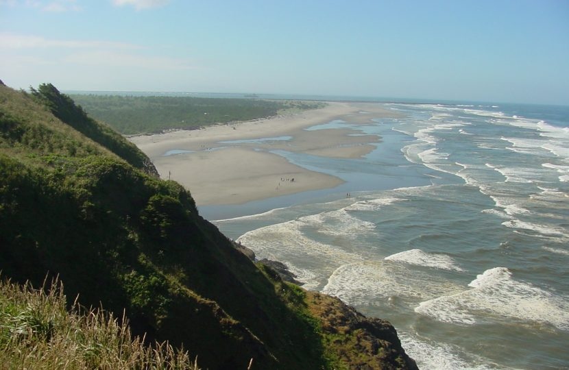 Benson Beach, Cape Disappointment State Park