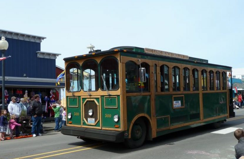 Long Beach Trolley